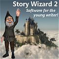 Story Wizard for young witers